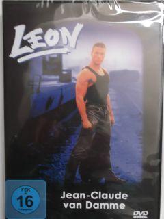 DVD   Leon   mit Jean  Claude van Damme   NEU