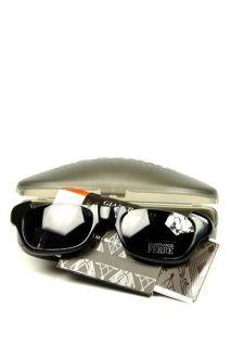 Gianfranco Ferre Retro Luxus Sonnenbrille schwarz 179€