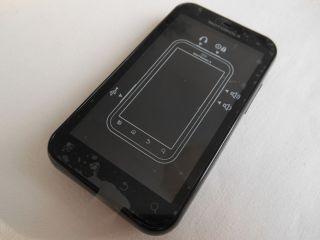 Motorola Defy Plus MB526 NEU Android 4 1 2 Navigation MicroSD ohne SIM