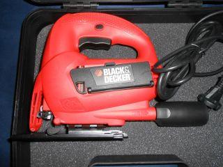 Black & Decker 520 Watt Stichsäge KS777K Stichsaege Werkzeug Neu OVP