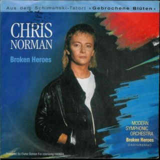 CHRIS NORMAN   BROKEN HEROES   FILM MUSIK