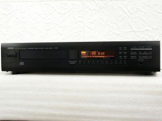 YAMAHA CDX 530E Compact Disc Player mit Gewährleistung