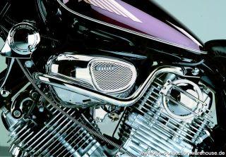 für die vorverlegte Rastenanlage Yamaha Virago XV 1100 750 535