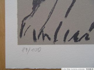 graphic / etching   numbered and signed   excellent condition