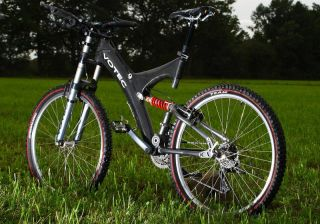 Votec C9 full light Carbon XTR Highend mountain Bike