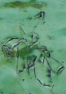 Top Kunstobjekt Peter Stange *1940 Modern Art xxxxxxxxx