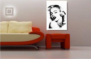 Bild auf Leinwand Marilyn Monroe Kunstdrucke, Wandbilder, Bilder