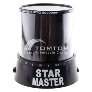 NEW Romantic Star Master Light Lighting Projector H536
