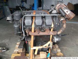 Motor aus MERCEDES BENZ Actros 1844 320 KW Euro 5 Motor OM541.976 BJ