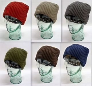 Timberland Acrylic Flat Top Hat (C551H) U/S