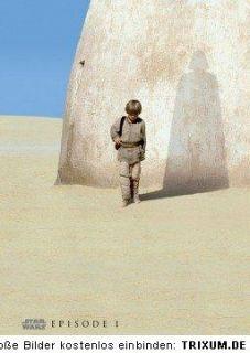 Star Wars Episode I Poster Filmplakat Anakin   Darth Vader Schatten 98