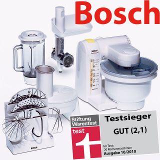 Bosch MUM4655EU Küchenmaschine & viel Sonderzubehör ProfiMixx 46