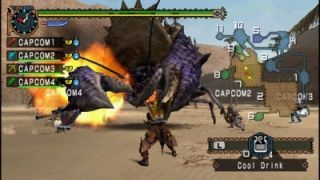 Monster Hunter Freedom Unite für Sony PSP, Dt. Verkaufsversion, NEU