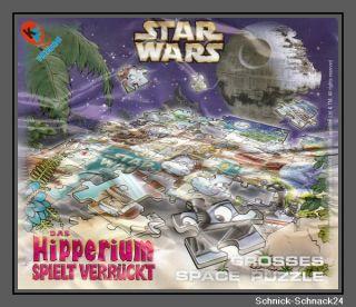 Maxi Ei DAS GROSSE Star Wars Puzzle Das Hipperium *OVP*
