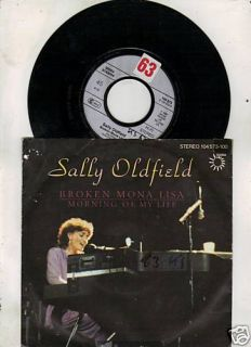 Sally Oldfield   Broken Mona Lisa