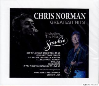 CD BOX   CHRIS NORMAN / GREATEST HITS INCLUDING THE HITS OF SMOKIE