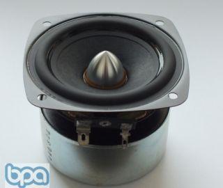 Tang Band W3 665 SC , hervorragender Breitbänder , 8 Ohm , 81 mm