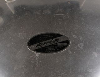 All American Cast Aluminum Pressure Cooker No. 915 15.5 Quart