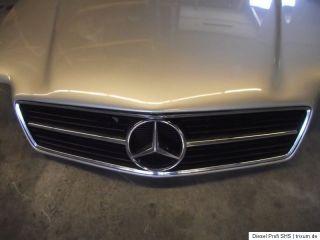 Mercedes Benz W124 Motorhaube SEC Motorhaube W124 SEC Design W124 E