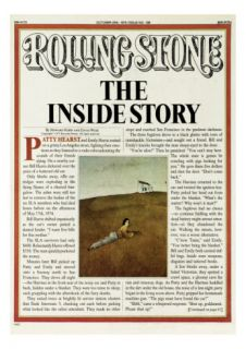 The Patty Hearst Story, Part One, Rolling Stone no. 198, October 1975 Photographic Print by Jaime Putnam