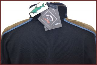 & SHARK YACHTING PULLOVER Size 3XL Col. 591 COOL TOUCH Code I11P0954