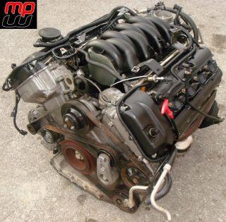 Jaguar XJ V8 3.5 Motor HGGGJ *komplett* Bj.2005 ENGINE AJ V8 3.5