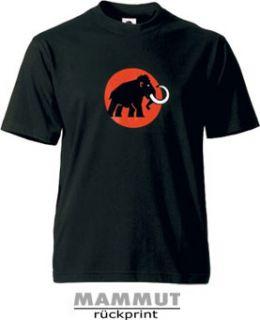 Mammut Baumwoll Shirt UV Schutz UPF 40+ / Mammut Logo Shirt *NEU