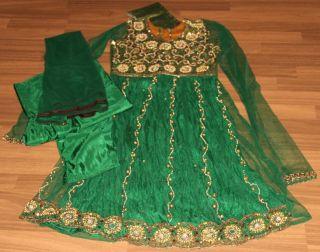 Bollywood SALWAR KAMEEZ Indien Saree Sari Lengha Choli Kleid NEU NUR