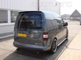 VW Caddy 2K Dachspoiler Spoiler Heckspoiler Neu Tuning