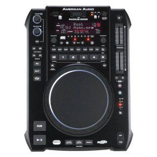 CD  Player American Audio Radius 3000 USB