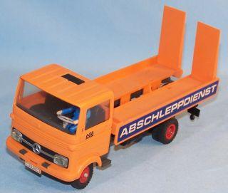 Abschleppdienst für Rennwagen, Modell 608, 80/90er Original (23681