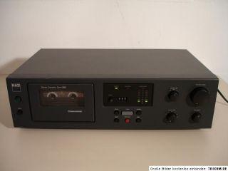 NAD Stereo Cassette Deck 602 Kassettendeck