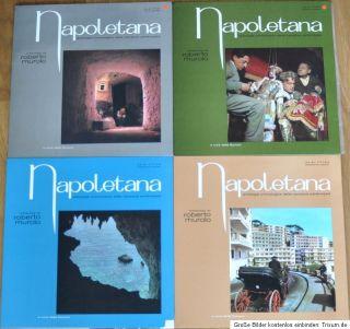 NAPOLETANA 12 LPs Roberto Murolo Antologia Cronologica Della Canzone