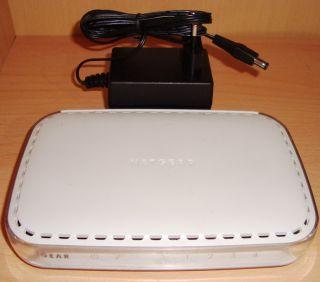 Netgear RP614v3 (RP614 v3) Web Safe Router für Kabel & DSL 100% OK