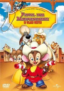 Feivel der Mauswanderer 2   Im wilden Westen  DVD  602