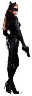 BATMAN THE DARK KNIGHT RISES 2012 MOVIE CATWOMAN STANDEE STAND UP