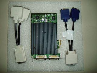 PNY NVIDIA Quadro NVS 440 256MB PCI e 2xDVI 2xVGA Neuw. 3536403330811