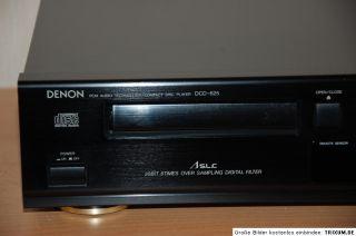 DENON DCD 625 CD Player 20Bit Lambda Converter, Digitalausgang   1