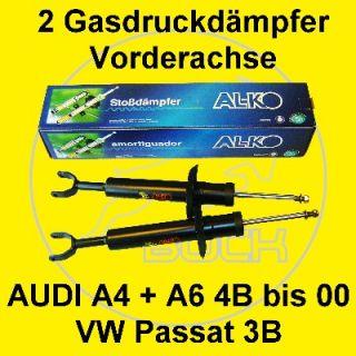 Gas Stoßdämpfer vorn AUDI A4 (8D,B5) Limo + Avant