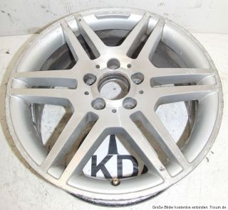 AMG Alufelge Mercedes C Klasse W204 2044014502 AM011 Felgen Felge 7