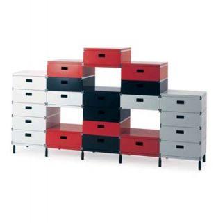 Schubladen  Container, Modulsystem PLUS UNIT, Sideboard