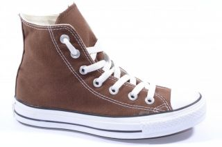 Converse CT AS HI Canvas chocolate 1P626, Unisex Schuhe   Erwachsene