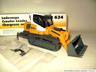 Liebherr LR 634 Laderaupe mit Aufreißer Conrad Modell scale 150 Art