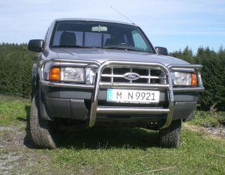 LKW FORD RANGER Supercab Pickup 4X4 Gelaendewagen 2 5l Turbodielsel