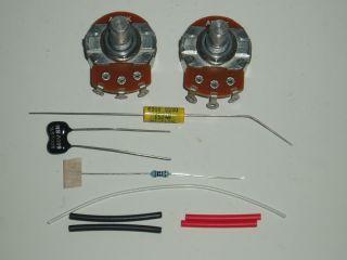 Alnicomagnet Plexi Tone Kit Harley Benton GA5 GA5H