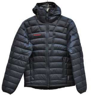 Mammut Broad Peak Hoody Jacket Black Herren Daunenjacke Jacke