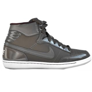 NIKE WMNS DOUBLE TEAM LT HI DAMEN SCHUHE HIGH TOP SNEAKER GRAU
