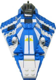 LEGO STAR WARS Plo Koon Starfighter (8093) OHNE FIGUREN