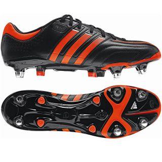 Adidas adipure 11Pro XTRX SG Schwarz Rot Fußballschuhe Stollen