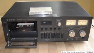 Technics RS 671USD Stereo Cassette Deck 671